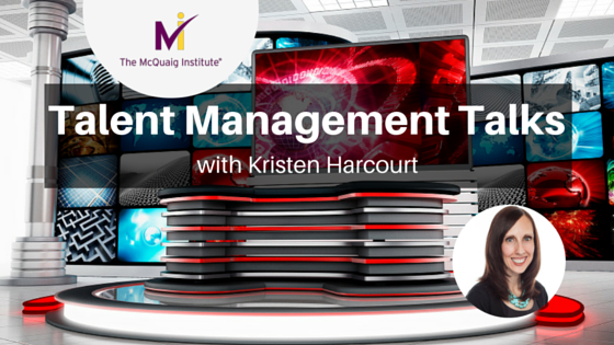 Talent Management Talks Podcast - Episode 1 with Laurie Ruettimann