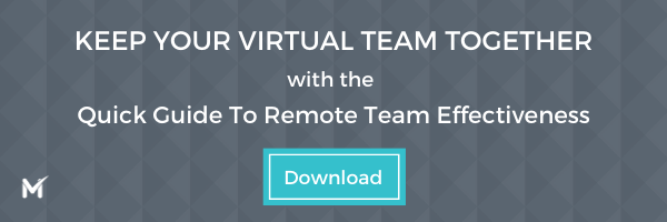 Remote Team Effectiveness