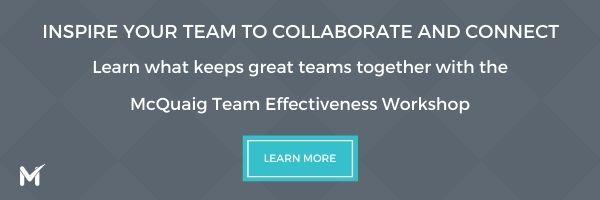 Team Effectiveness Workshop